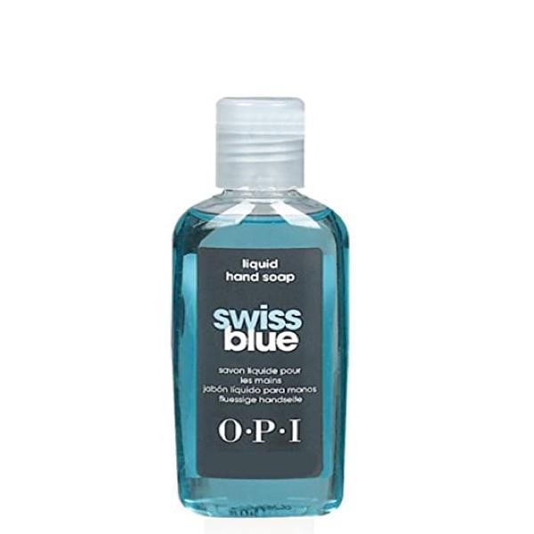 OPI Swiss Blue Liquid Hand Soap 0.9 Fl Oz-Other-Universal Nail Supplies