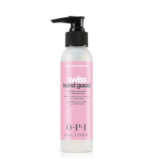 OPI Swiss Hand Guard Antiseptic Handwash Gel 3.7 oz 110 mL-Other-Universal Nail Supplies