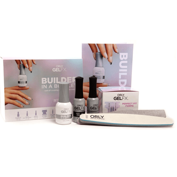 Orly Gel FX - Builder In A Bottle Intro Kit-Gel Nail Polish-Universal Nail Supplies