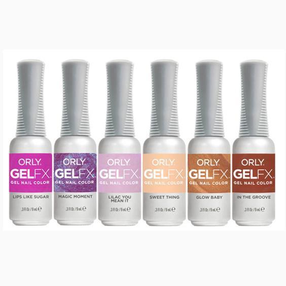 Orly Gel Fx - Feel The Beat Spring 2020 Collection-Gel Nail Polish-Universal Nail Supplies