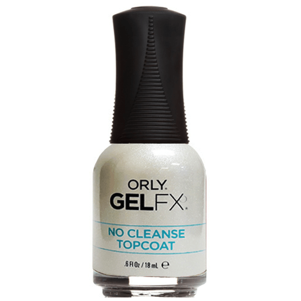 Orly Gel FX - No Cleanse Top Coat 0.6 oz-Gel Nail Polish-Universal Nail Supplies