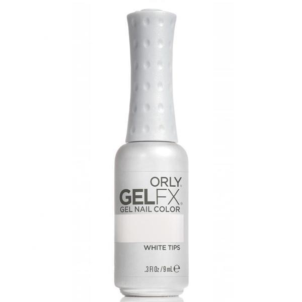 Orly Gel FX - White Tips #32001-Gel Nail Polish-Universal Nail Supplies