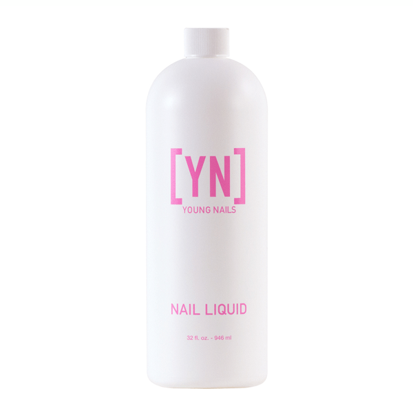 Young Nails - Nail Liquid 32 oz-Dipping Powder-Universal Nail Supplies
