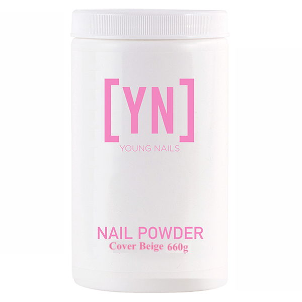 Young Nails - Nail Powder Cover Pink 660g-Dipping Powder-Universal Nail Supplies