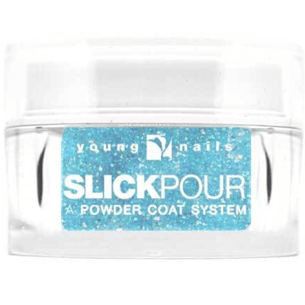 Young Nails Slick Pour - Bahama Blitz #63-Dipping Powder-Universal Nail Supplies
