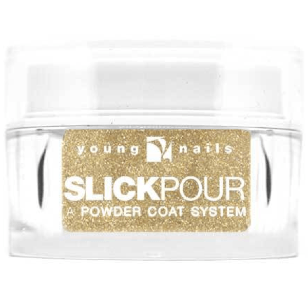 Young Nails Slick Pour - Ginger Beer #85 - Universal Nail Supplies