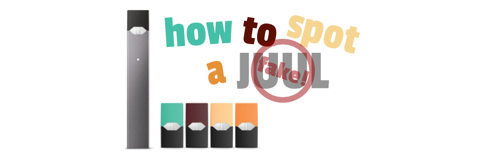 How to Spot a Fake JUUL Pod                   [2020 Update]