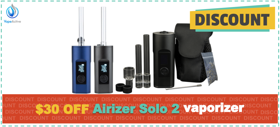 Arizer Coupon Codes for 2019 [$30 OFF] – VapeActive