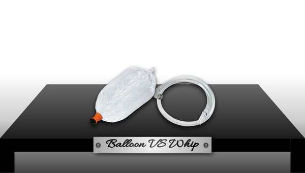 Balloon VS Whip Desktop Vaporizer