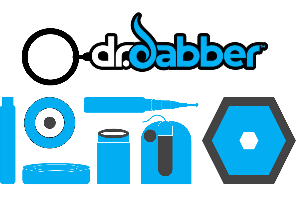 Dr. Dabber Accessories