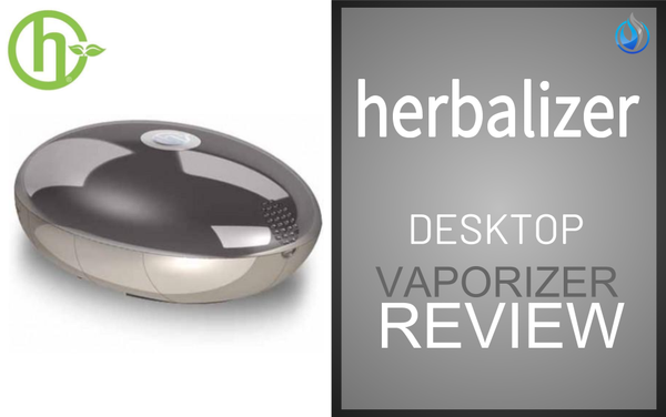 Herbalizer Desktop Vaporizer Review