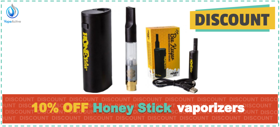 Honey Stick Vaporizer Discount