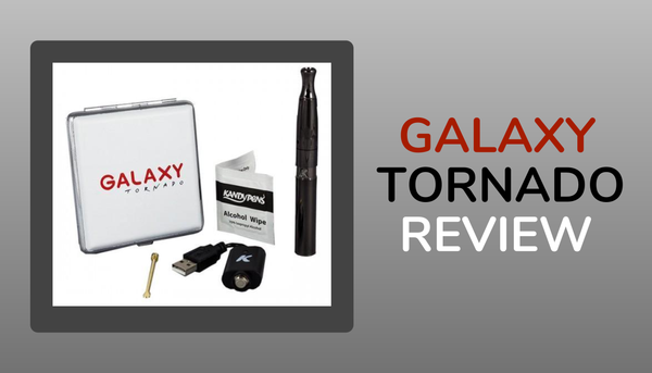 KandyPens Galaxy - Tornado Edition Vaporizer Review