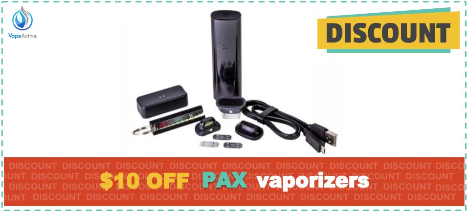 $10 Off PAX Coupon Codes for 2019 – VapeActive