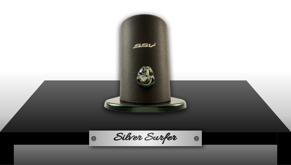 7th Floor Silver Surfer Desktop Vaporizer