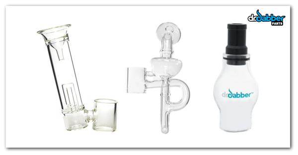 Dr. Dabber Glass Parts
