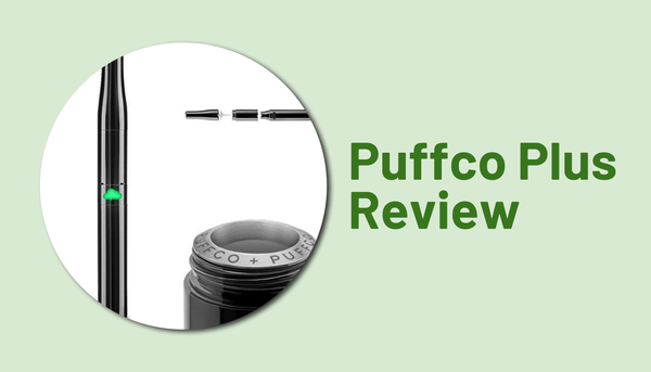 Puffco Plus Review
