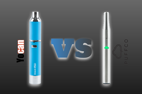Yocan Evolve Plus VS Puffco Pro 2