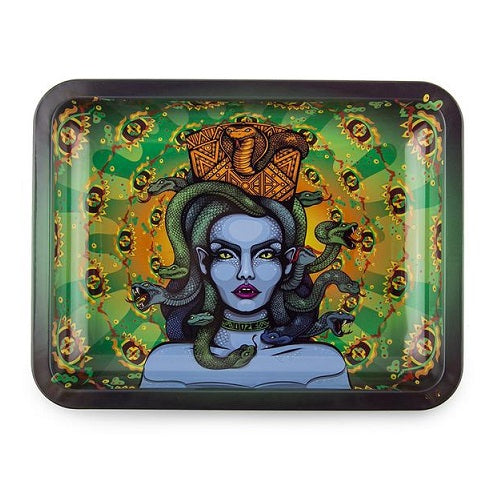 Ooze Rolling Tray Cursed Medium