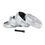 SharpStone Grinder V2 - 4 Piece - Clear Top