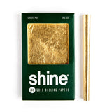 Shine® Gold Cone Rolling Papers