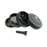 SharpStone Grinder V2 - 4 Piece - Hard Top - Black