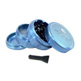 SharpStone Grinder V2 - 4 Piece - Hard Top - Blue