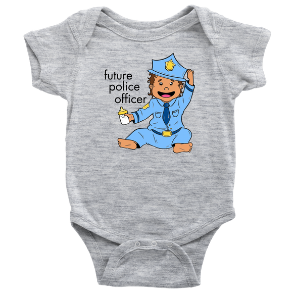 Romper | Future Police Officer
