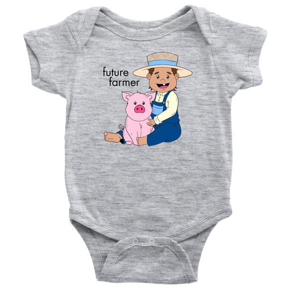 Romper | Future Farmer