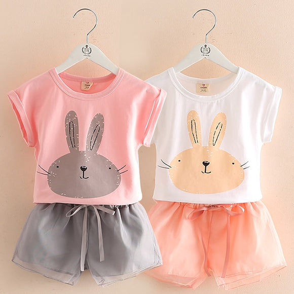 2T-10 | Outfit | Bunny & Shorts