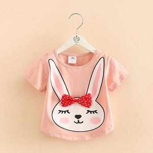 2T-10 | T-Shirt | Sweet Sleepy Bunny