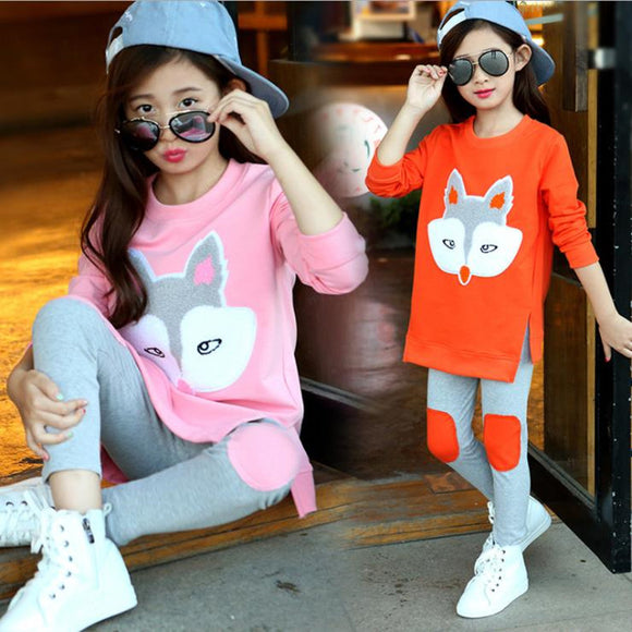 3T-12T | Outfit | Fox Face Girls