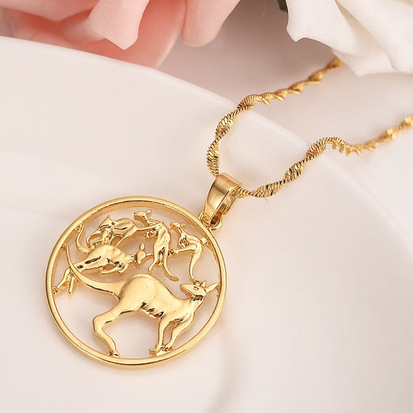 Women's Jewelry | Momma Kangaroo Necklace
