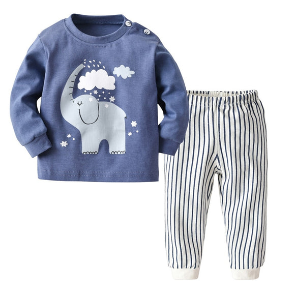 12mo-4T | Pajamas | Cute Lil Animals