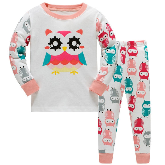 3T-8T | Pajamas | Assorted Animals