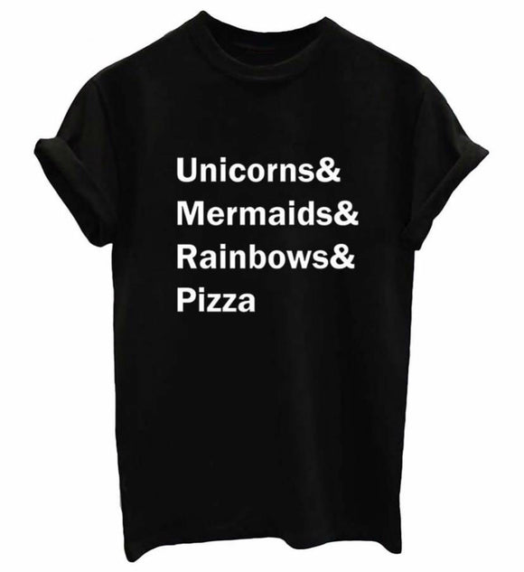 Women's T-Shirt | Unicorns & Mermaids
