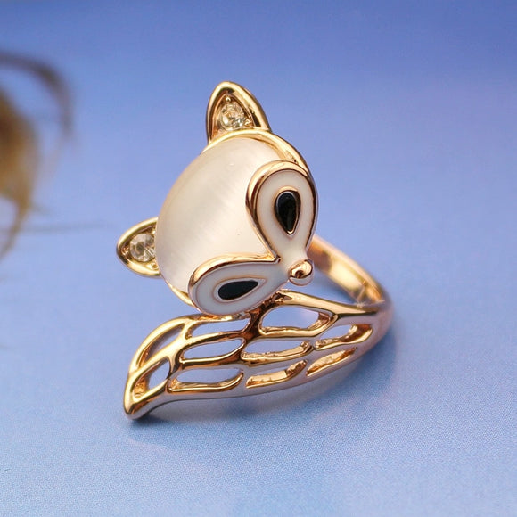 Women's Jewelry | Fancy Fox Ring