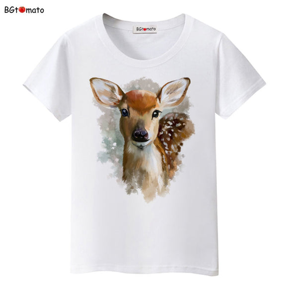 Women's T-Shirt | Beautiful Deer
