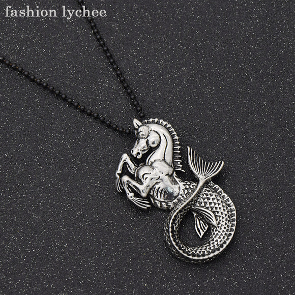 Women's Jewelry | Seahorse Necklace