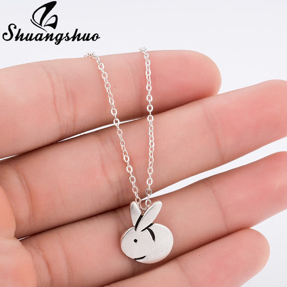 Women's Jewelry | Bunny Charm Necklace