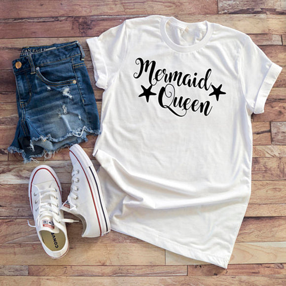 Women's T-Shirt | Mermaid Queen