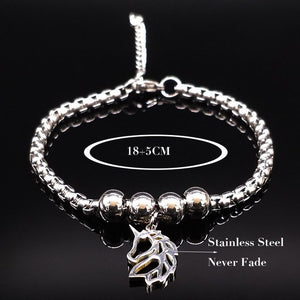 Women's Jewelry | Unicorn Silhouette Bracelet