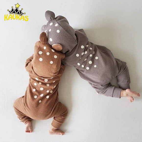 12-24mo | Costume | Spotted Deer