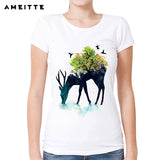 Women's T-Shirt | Nature Deer