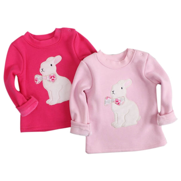 18mo-4T | T-Shirt | Bunny with Bow