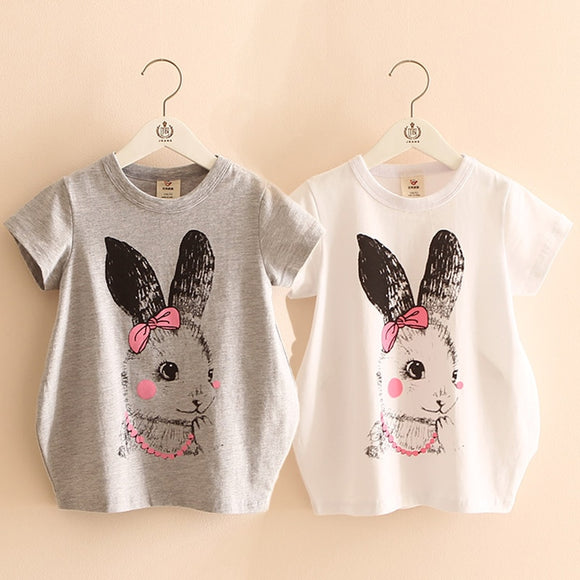 3T-10 | T-Shirt | Pink Perfect Bunny