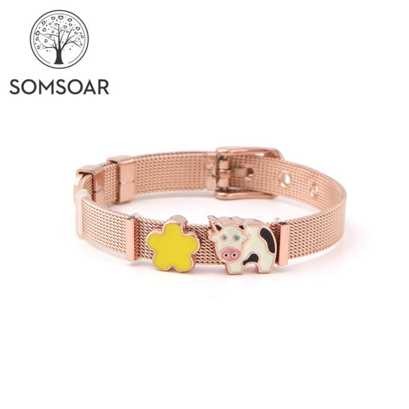 Women's Jewelry | Mesh Cow Bracelet