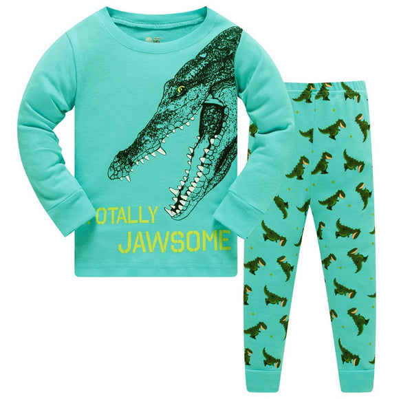 3T-8 | Pajamas | Totally Jawsome Dino