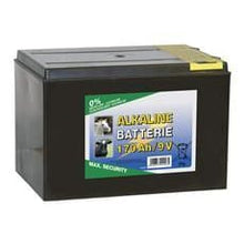 Alkaline Dry Battery - 175 Ah 9V