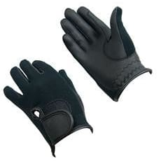 Bitz Synthetic Gloves Child - Small / Black